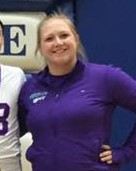 Breit Nelson, Media Development Director/16 Purple Head Coach